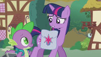 "Twilight ""worried what she could be up to"" S5E25"