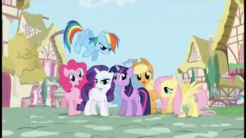 My Little Pony Friendship is Magic - Russian opening from Hasbro's DVD