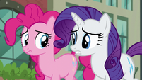 "Rarity ""You just said"" S6E3"