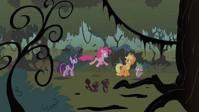 File:Pinkie Pie suggests a second spontaneous explosion S01E15.png