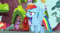 "Rainbow ""And it's all your fault!"" S4E21"