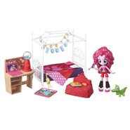 Equestria Girls Minis Pinkie Pie Bedroom set