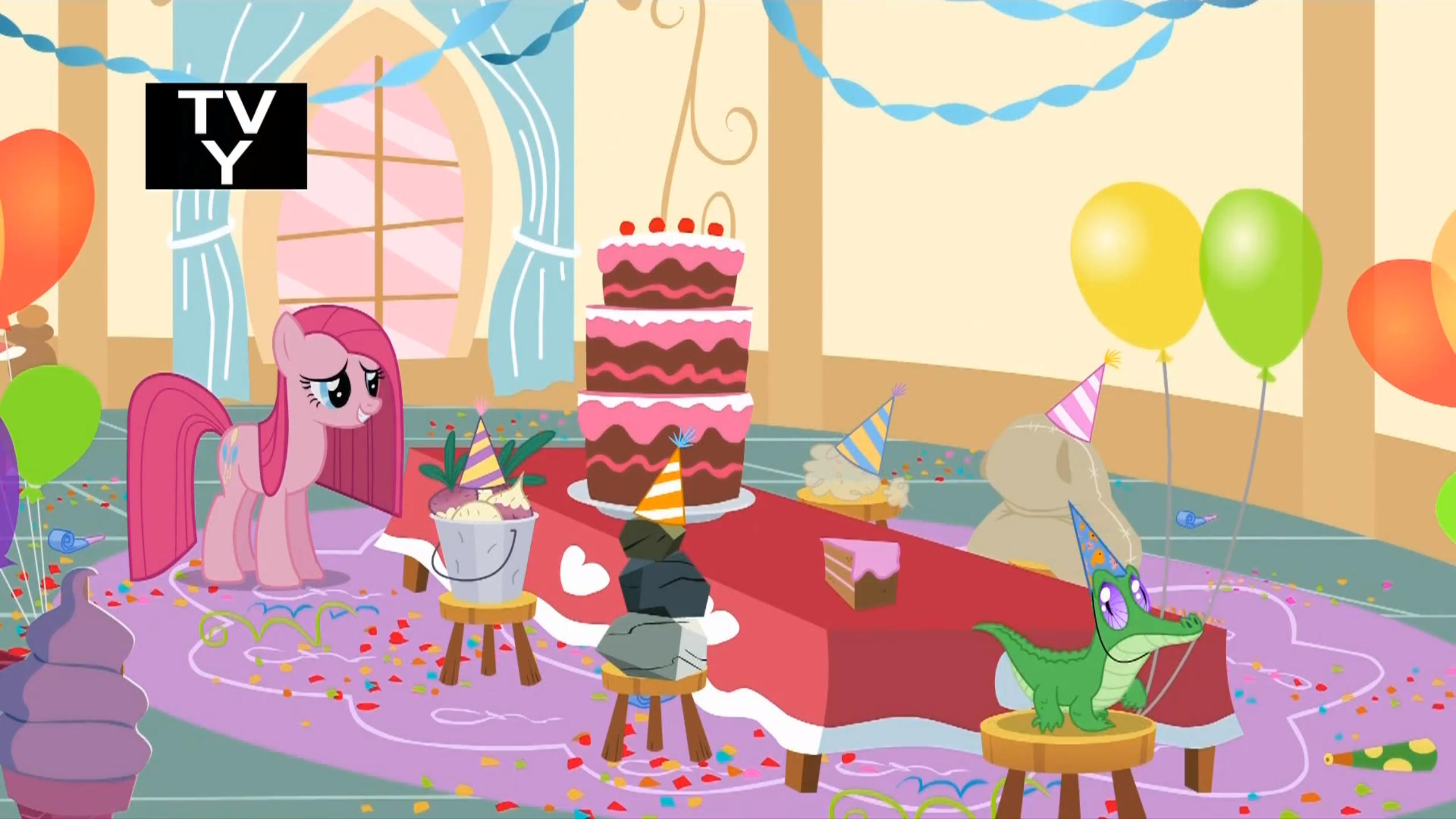 Výsledek obrázku pro mlp tom Pinkie Pie imaginary friends