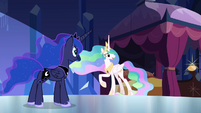 "Princess Celestia ""the stronger he becomes"" S4E25"
