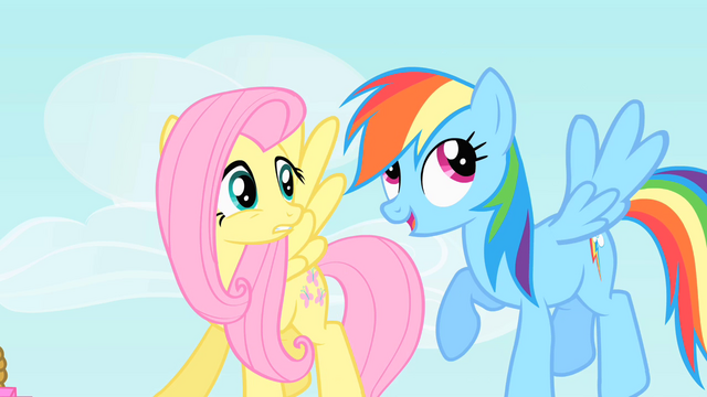 File:Rainbow Dash 'I don't think you know him' S1E25.png