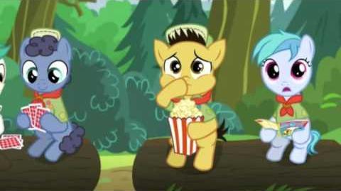 (swedish) Equestria, The land I Love With Lyrics - My Little Pony Friendship is Magic