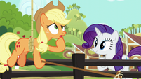 Applejack wondering about her other chores S6E10