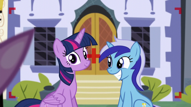 File:Minuette and Twilight viewed from the camera S5E12.png