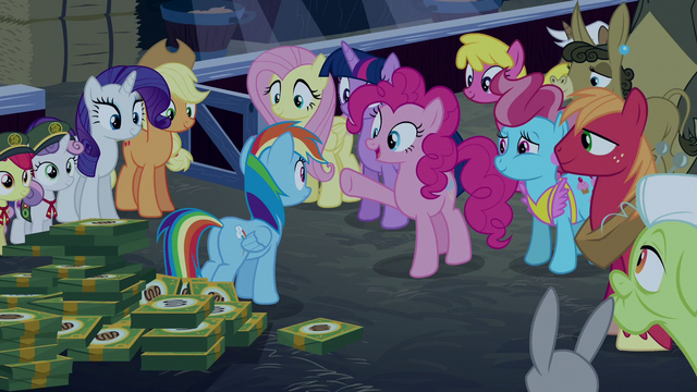 """File:Pinkie Pie """"pranks can be a lot of fun"""" S6E15.png"""