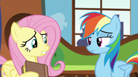 "Fluttershy ""It's not a joke"" S5E5"