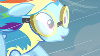 Rainbow Dash the light S3E7