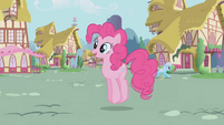 "Pinkie Pie ""this makes my voice sound silly"" S1E04"