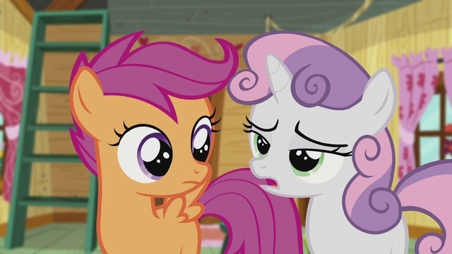 """File:Sweetie Belle """"We've run out of ideas"""" S5E18.png"""