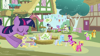 Twilight leaping S3E13