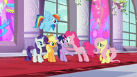 Pinkie Pie Chocolate rain S02E01