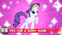 "Hot Minute with Rarity ""look great without a care"""