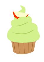 Canterlot Castle cupcake