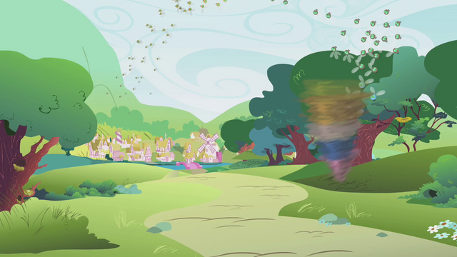 File:Parasprites head toward Ponyville S1E10.png