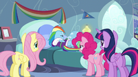 Rainbow goes back to sulking S5E5