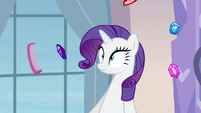 Rarity questioned what S3E12