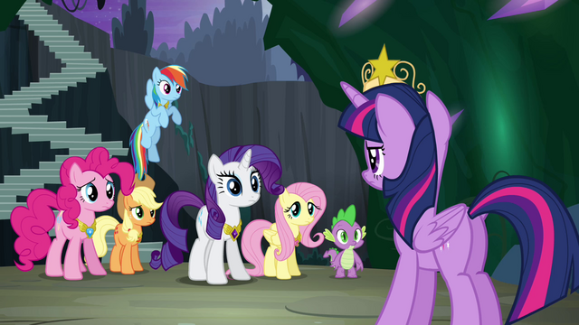 File:Twilight's friends in shock S4E02.png