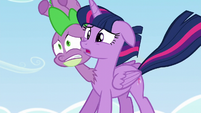 "Twilight ""how important other ponies' friendships are..."" S5E26"
