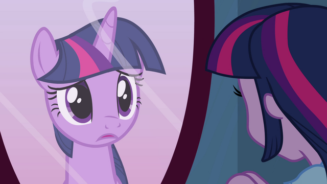 File:Twilight pony in the mirror EG.png
