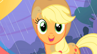 Applejack gets an idea S1E08