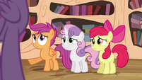 "CMC ""forgot to bring our stuff"" S4E15"