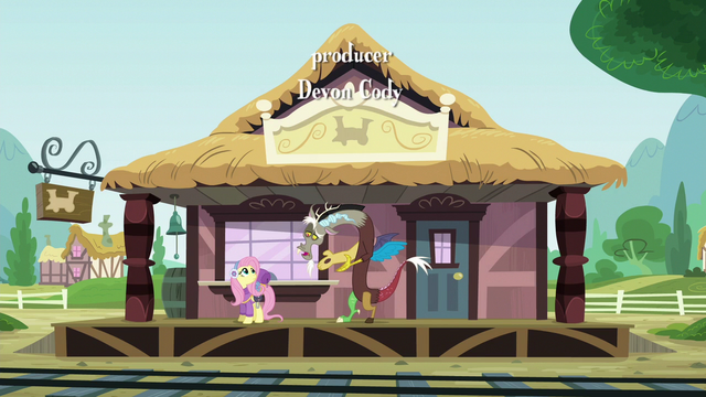File:Discord sees Fluttershy off at the station S6E17.png