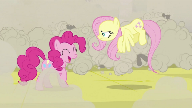 File:Pinkie Pie giggling S2E26.png