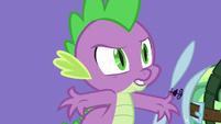 """Spike """"I'm a dragon!"""" S5E5"""