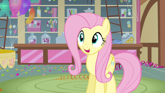File:Fluttershy smiling S3E13.png