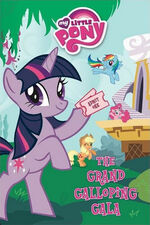 MLP The Grand Galloping Gala storybook cover