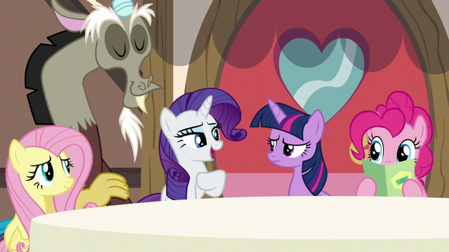 "File:Rarity ""clashed with the font on the menus"" S5E22.png"