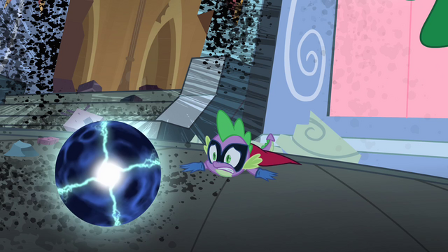 File:Spike drops the Electro-Orb S4E06.png