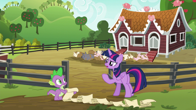 File:Twilight Sparkle already confused S6E10.png