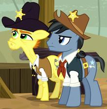 Appleloosa deputies ID S5E16