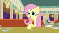 "Fluttershy ""started out all right"" S6E9"