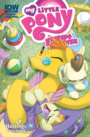 File:Friends Forever issue 6 Hastings cover.png