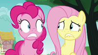Pinkie and Fluttershy more nervous than ever S6E18