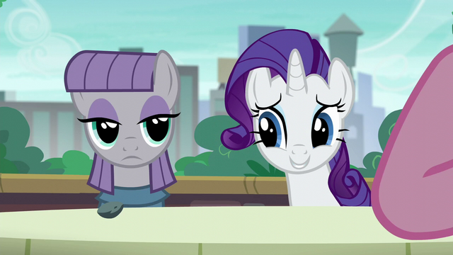 File:Rarity looking at Maud nervously S6E3.png