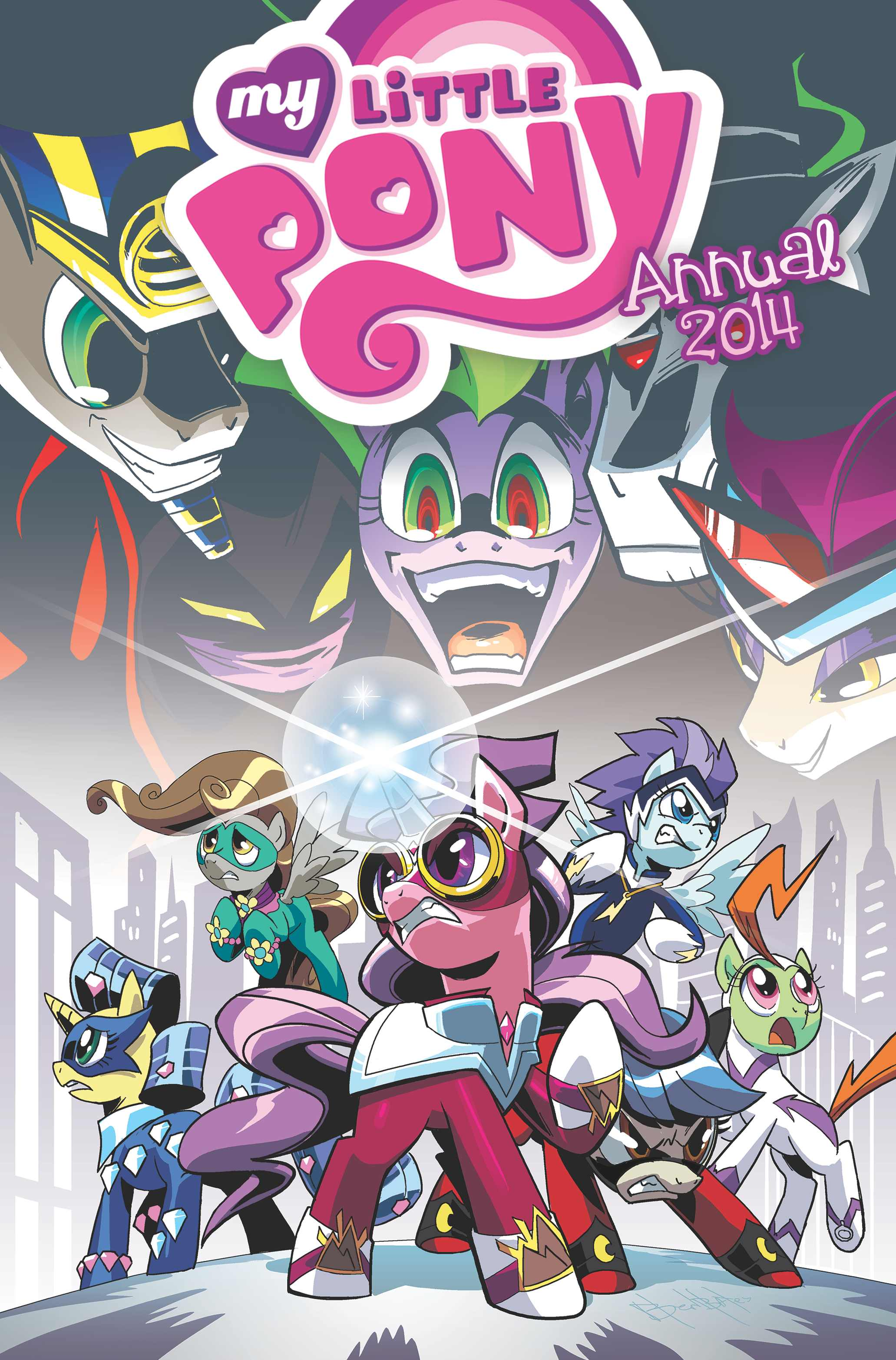 My Little Pony Annual 2014 | My Little Pony Friendship is ...