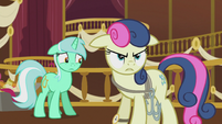 """Sweetie Drops """"it was me who captured the bugbear"""" S5E9"""