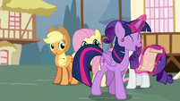 "Twilight ""used to set these up for me"" S5E19"