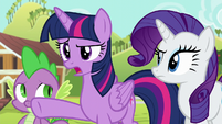 """Twilight """"everything you're doing is"""" S6E10"""