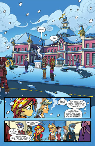 File:Equestria Girls Holiday Special page 1.jpg