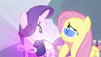 Fluttershy getting super worried S4E16