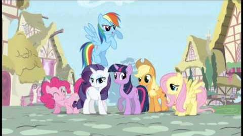 My Little Pony - Friendship Is Magic Norwegian Opening