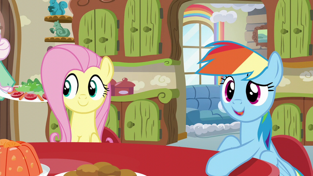 File:Rainbow Dash 'Things have been so busy with the Wonderbolts lately' S6E11.png